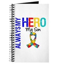 Autism Hero Son Journal