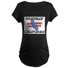 roseville california - been there, done that Mater