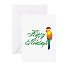 Sun Conure Greeting Cards (Pk of 10)