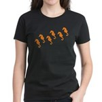 Seahorses Women's Dark T-Shirt