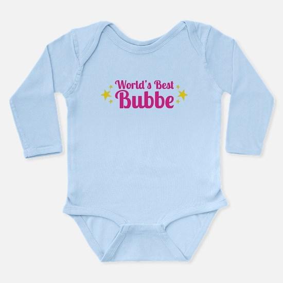 World's Best Bubbe Body Suit