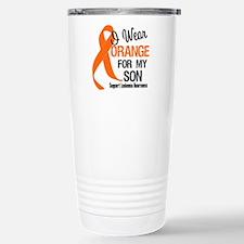 I Wear Orange For My Son Travel Mug