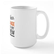I Wear Orange For My Nephew Mug