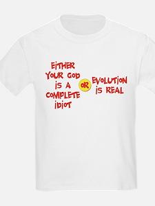 Your God Evolution T-Shirt