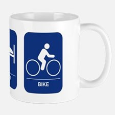 Eat, Sleep, Bike Mug