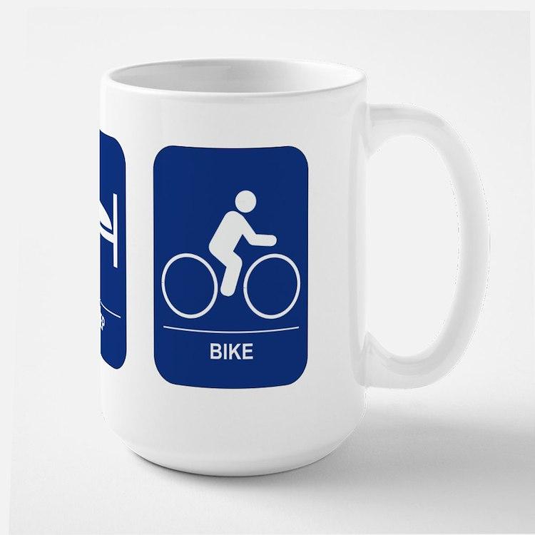 Eat, Sleep, Bike Mug