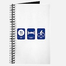 Eat, Sleep, Bike Journal