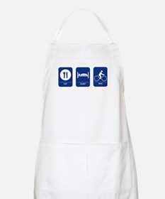 Eat, Sleep, Bike BBQ Apron