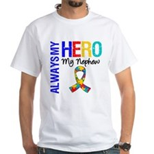 Autism Hero Nephew Shirt