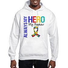 Autism Hero Nephew Hoodie