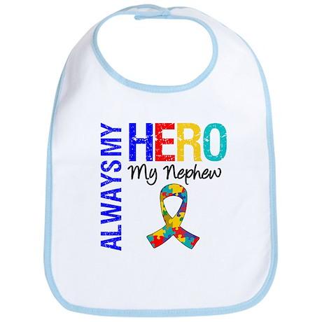Autism Hero Nephew Bib