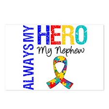 Autism Hero Nephew Postcards (Package of 8)