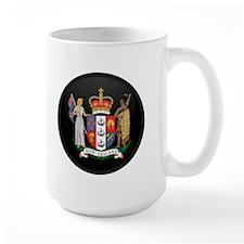 Coat of Arms of New Zealand Mug