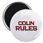 colin rules Magnet