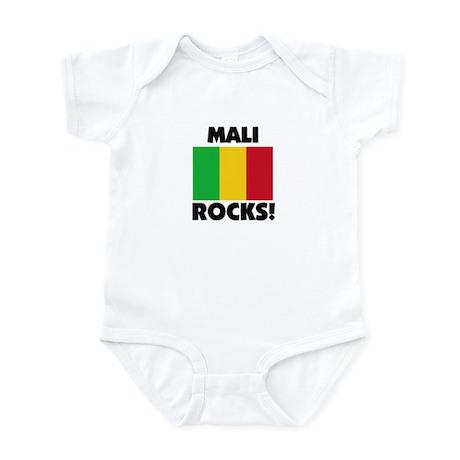 Mali Rocks Infant Bodysuit