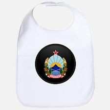 Coat of Arms of Macedonia Bib