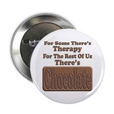 Chocolate Therapy Button