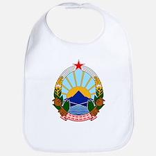 Macedonia Coat of Arms Bib