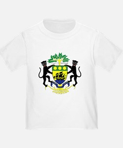 Gabon Coat of Arms T