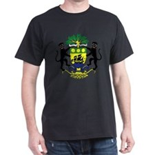 Gabon Coat of Arms T-Shirt