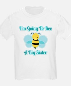 I'm going To Bee A Big Sister T-Shirt