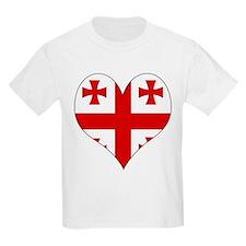 I Love Georgia T-Shirt