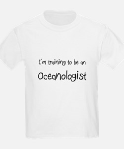 I'm Training To Be An Oceanologist T-Shirt