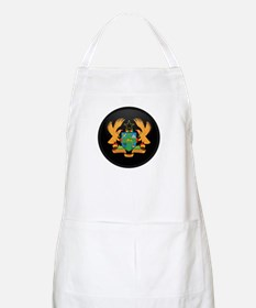 Coat of Arms of ghana BBQ Apron