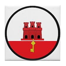Gibraltar Tile Coaster