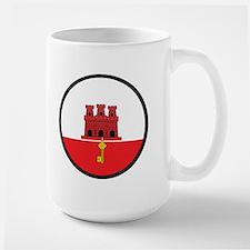 Gibraltar Large Mug