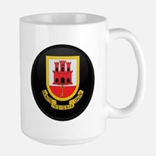 Coat of Arms of Gibraltar Mug