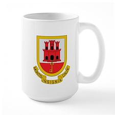 Gibraltar Coat of Arms Mug
