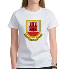 Gibraltar Coat of Arms Tee