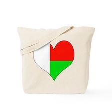 I Love Madagascar Tote Bag