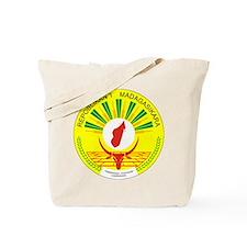 Madagascar Coat of Arms Tote Bag