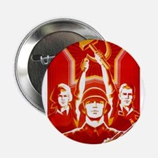 """Cute Red army 2.25"""" Button"""