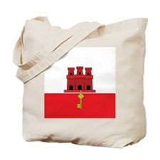 Gibraltarian Tote Bag
