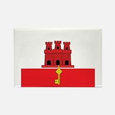 Gibraltarian Rectangle Magnet