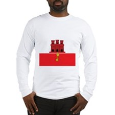 Gibraltarian Long Sleeve T-Shirt