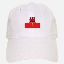 Gibraltarian Baseball Baseball Cap