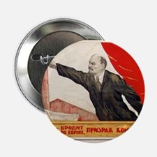 """Red army 2.25"""" Button"""