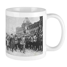 trotsky red army Mugs