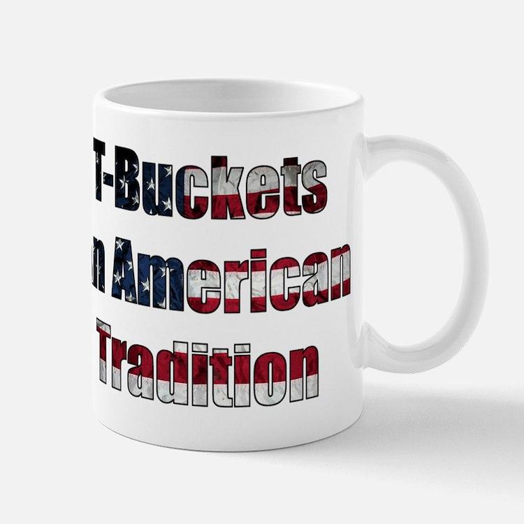 T-Bucket America Mug