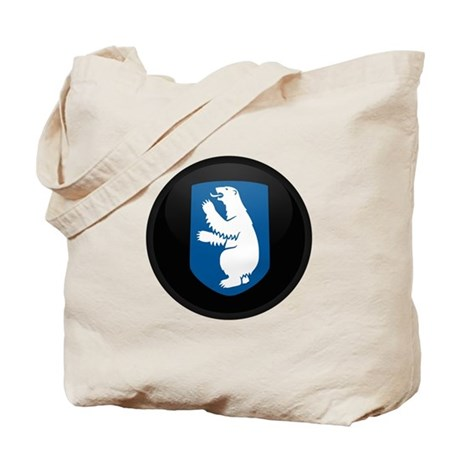 Coat of Arms of Greenland Tote Bag