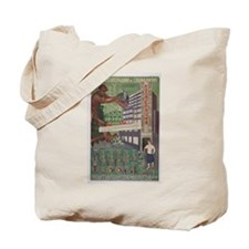 Funny Cccp Tote Bag