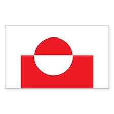 danish Rectangle Sticker 10 pk)
