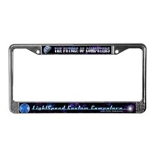LCC License Plate Frame