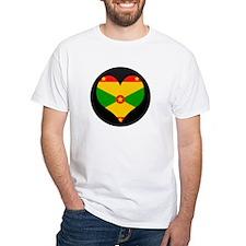 I love grenada Flag Shirt