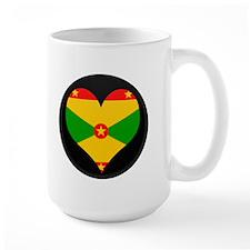 I love grenada Flag Mug