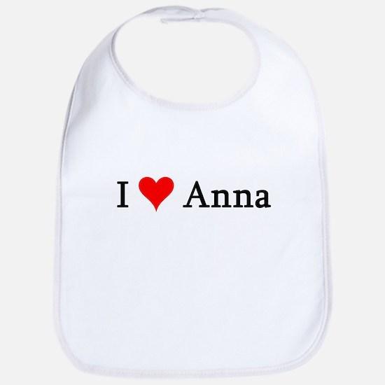 I Love Anna Bib